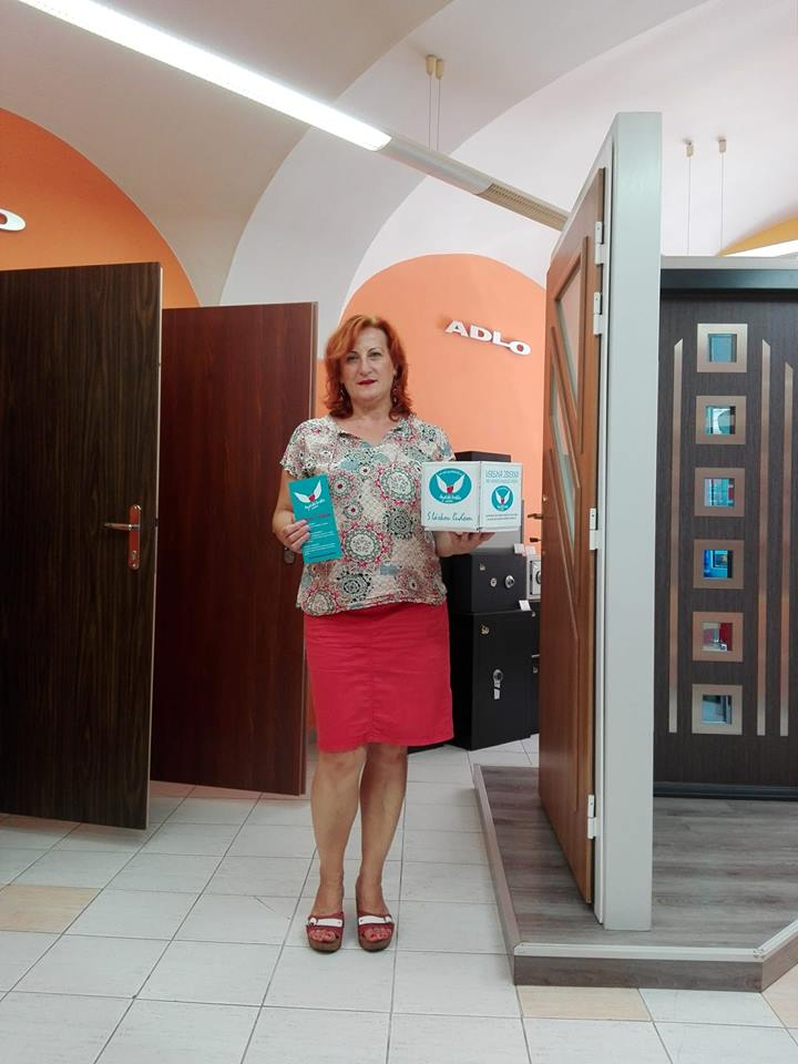 a65ff97125 13.8.2018 Zbierka za spolupráce ADLO pokračuje v mestách KOŠICE ...