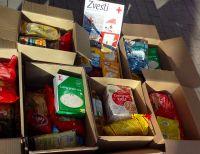 Jedlo ako dar - Červený kríž